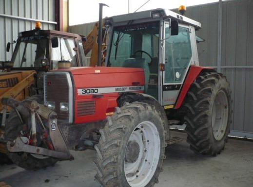 tracteur agricole massey ferguson 3080. Black Bedroom Furniture Sets. Home Design Ideas