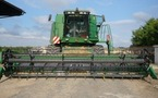 Moissonneuse batteuse : John Deere 9780 CTS