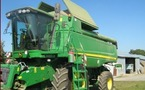 Moissonneuse batteuse : John Deere S 560