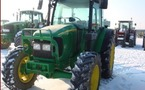 Tracteur agricole : John Deere 5720