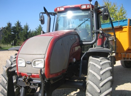 Tracteur agricole Valtra T190