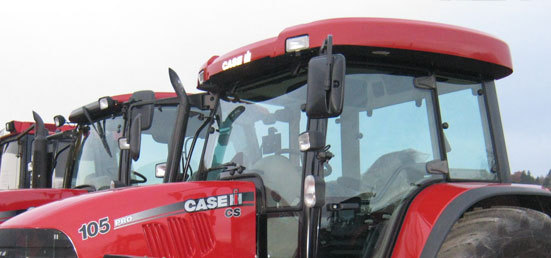 Tracteur Case IH occasion