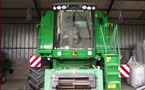Moissonneuse batteuse : John Deere 9560 STS