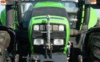Tracteur Deutz-Fahr d'occasion