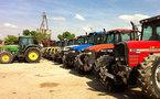 Vente tracteur agricole d'occasion