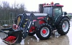 Tracteur agricole : Mc Cormick C95 MAX