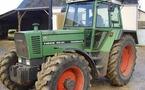 Tracteur agricole : Fendt 312 LSA