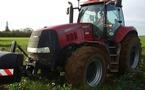 Tracteur agricole : Case IH Magnum 335