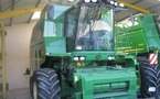 Moissonneuse batteuse : John Deere 1470