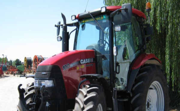 Tracteurs occasion