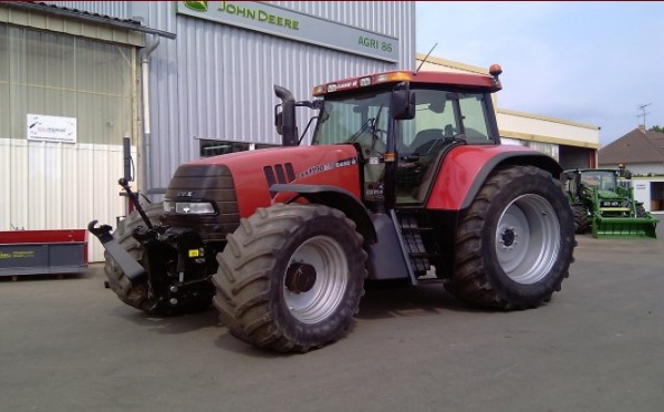 Tracteur agricole Case IH CVX 1190