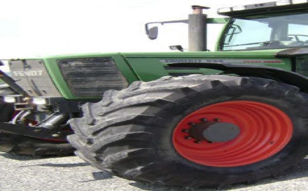 Tracteur Fendt occasion