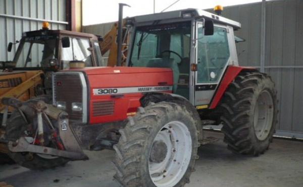 Tracteur agricole : Massey Ferguson 3080