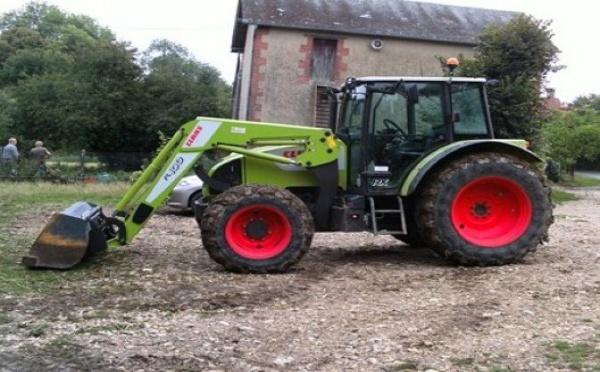 Tracteur agricole : Claas CELTIS 436 RX